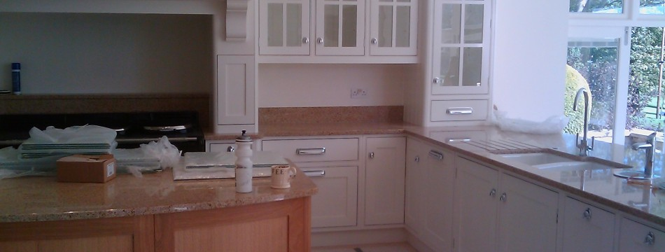 Dreamfit Joinery - example of kitchen fitting
