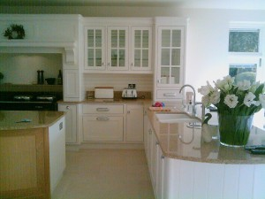 Dreamfit Joinery - kitchen refit