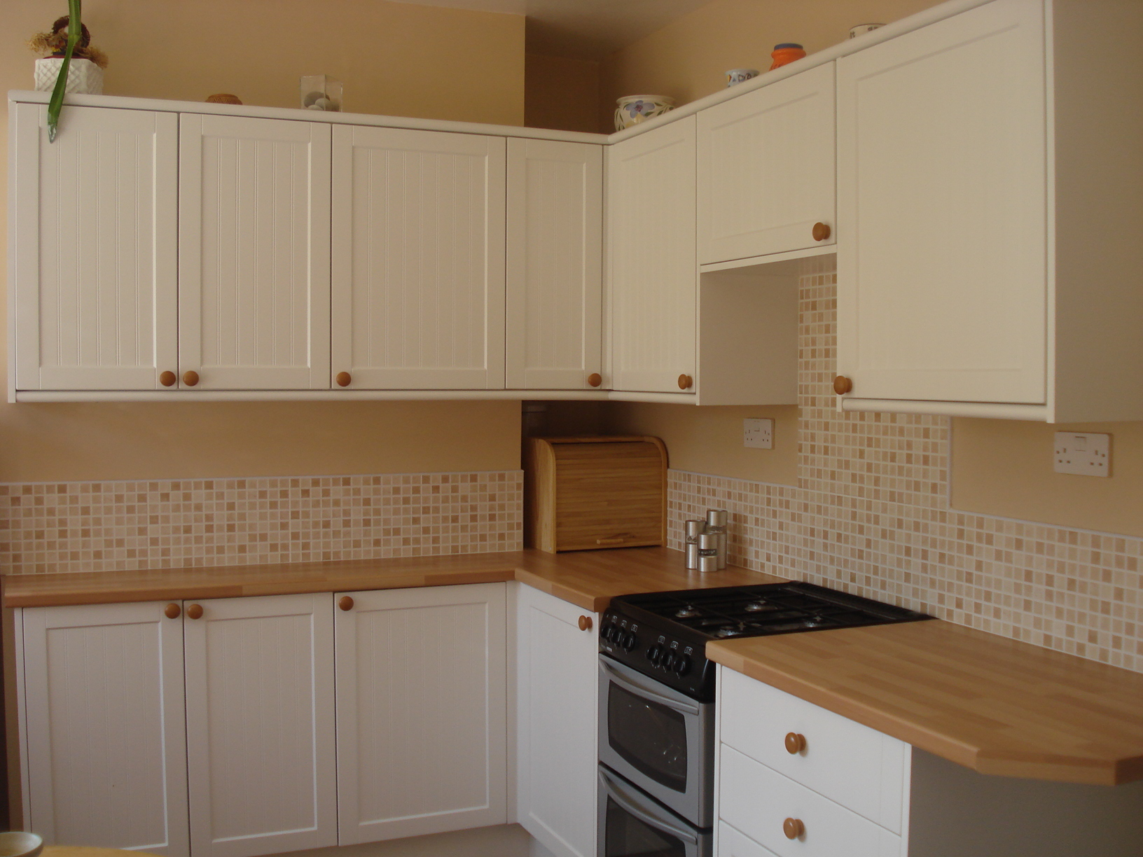 Kitchen fitting dreamfit building services for Fitted kitchen quotes